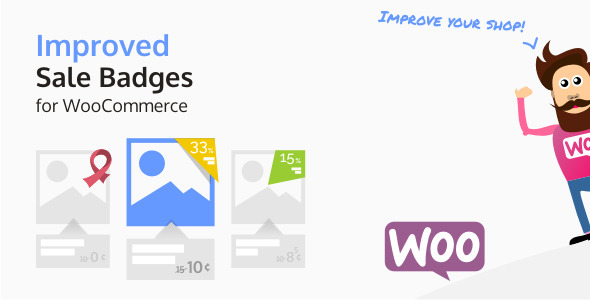 Improved Sale Badges for WooCommerce new version