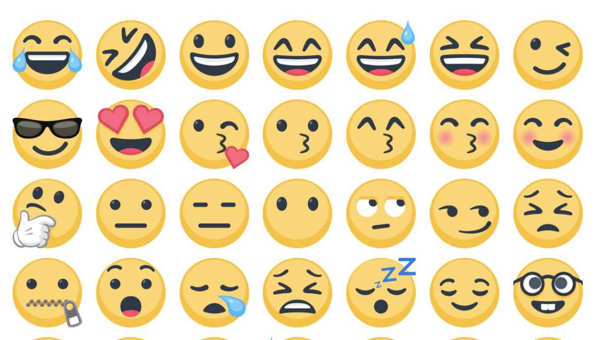 T ng h p icon facebook k t bi u t ng c m x c m i nh t for Emoticones para instagram